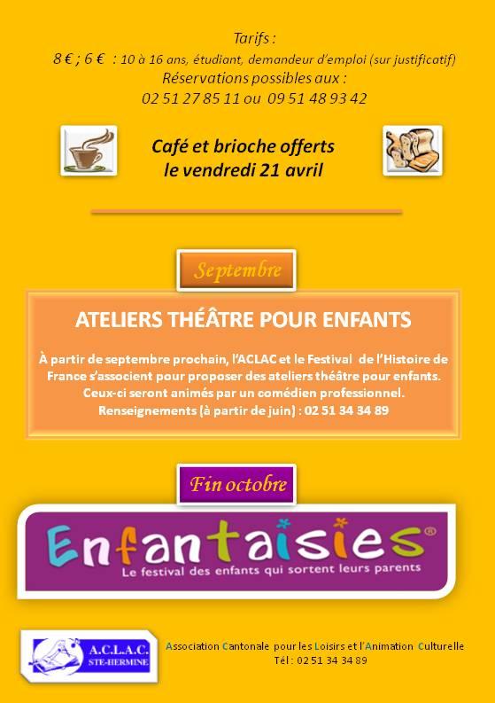 Théâtre ACLAC