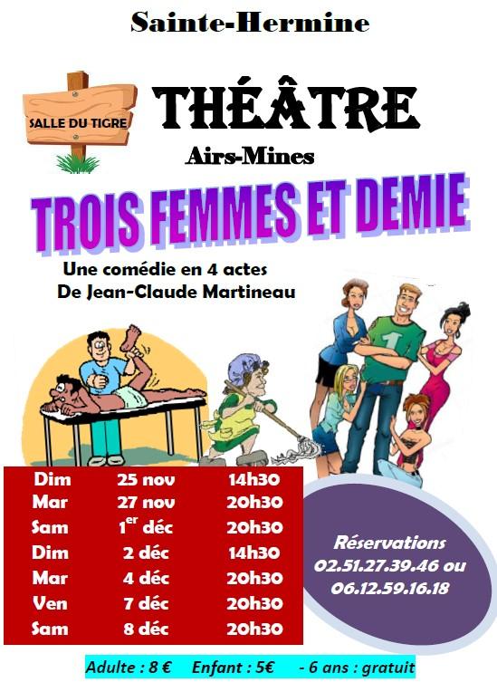 """Théâtre """"AIRS-MINES"""""""