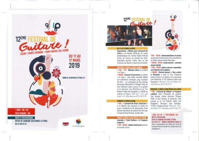 12ème FESTIVAL DE GUITARE