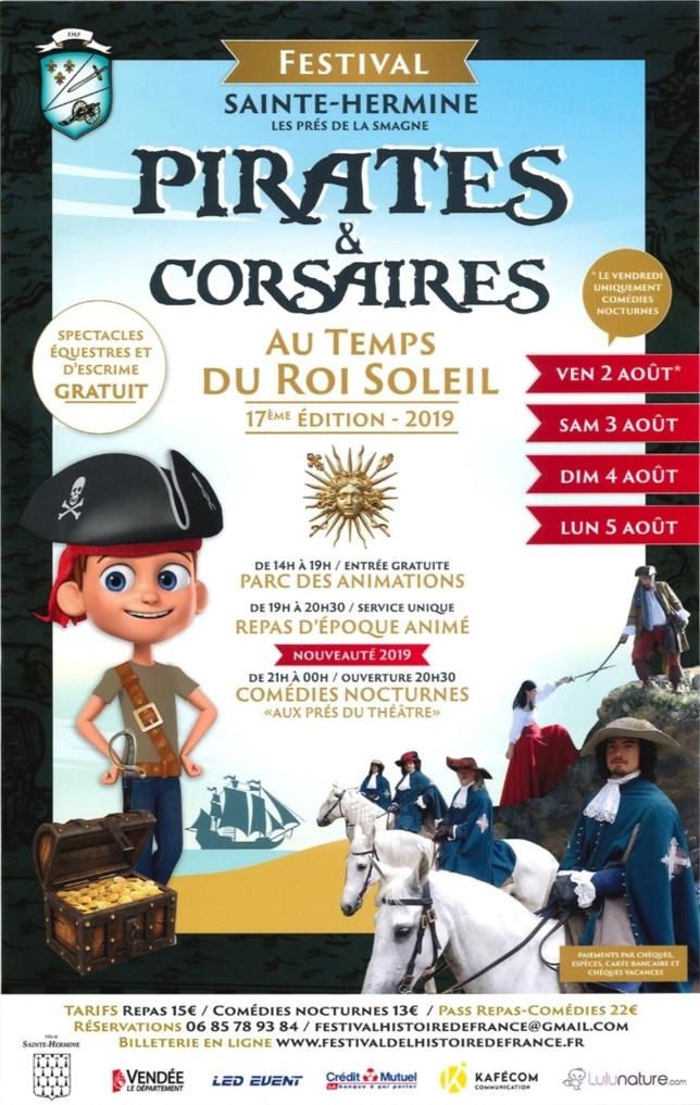 Festival: Pirates et Corsaires - Au Temps du Roi Soleil