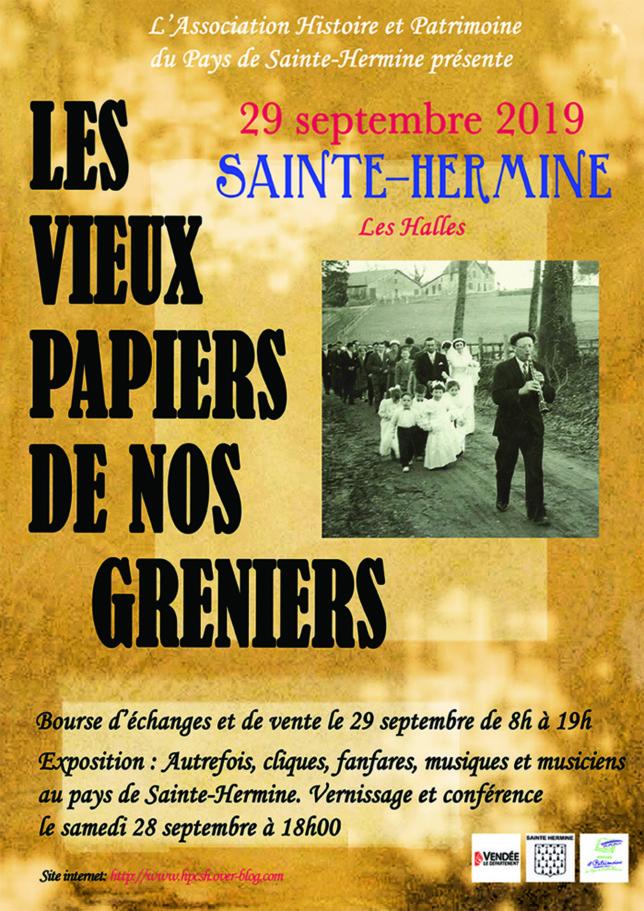 Les Vieux Papiers de nos Greniers