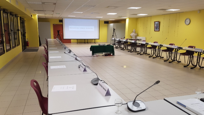 Vidéo du Conseil Municipal du 10 novembre 2020