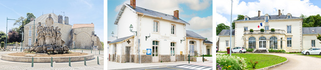 Évènement 2 octobre 2021 //  Les 100 ans de l'inauguration du monument Clemenceau à Sainte-Hermine //
