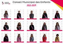 Conseil municipal des jeunes et Conseil municipal des enfants