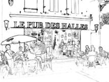 Le Pub des halles