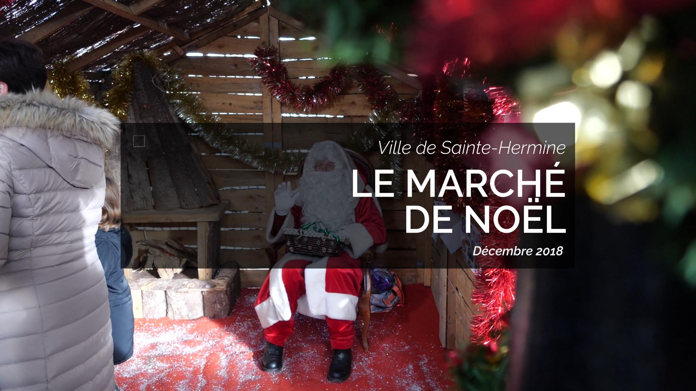 Retour en vidéo sur le marché de Noël
