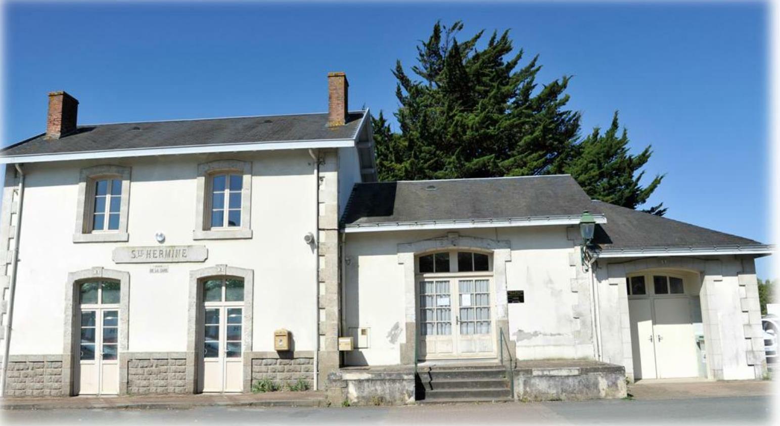 Travaux place de la Gare et route de Nantes - Réunion publique