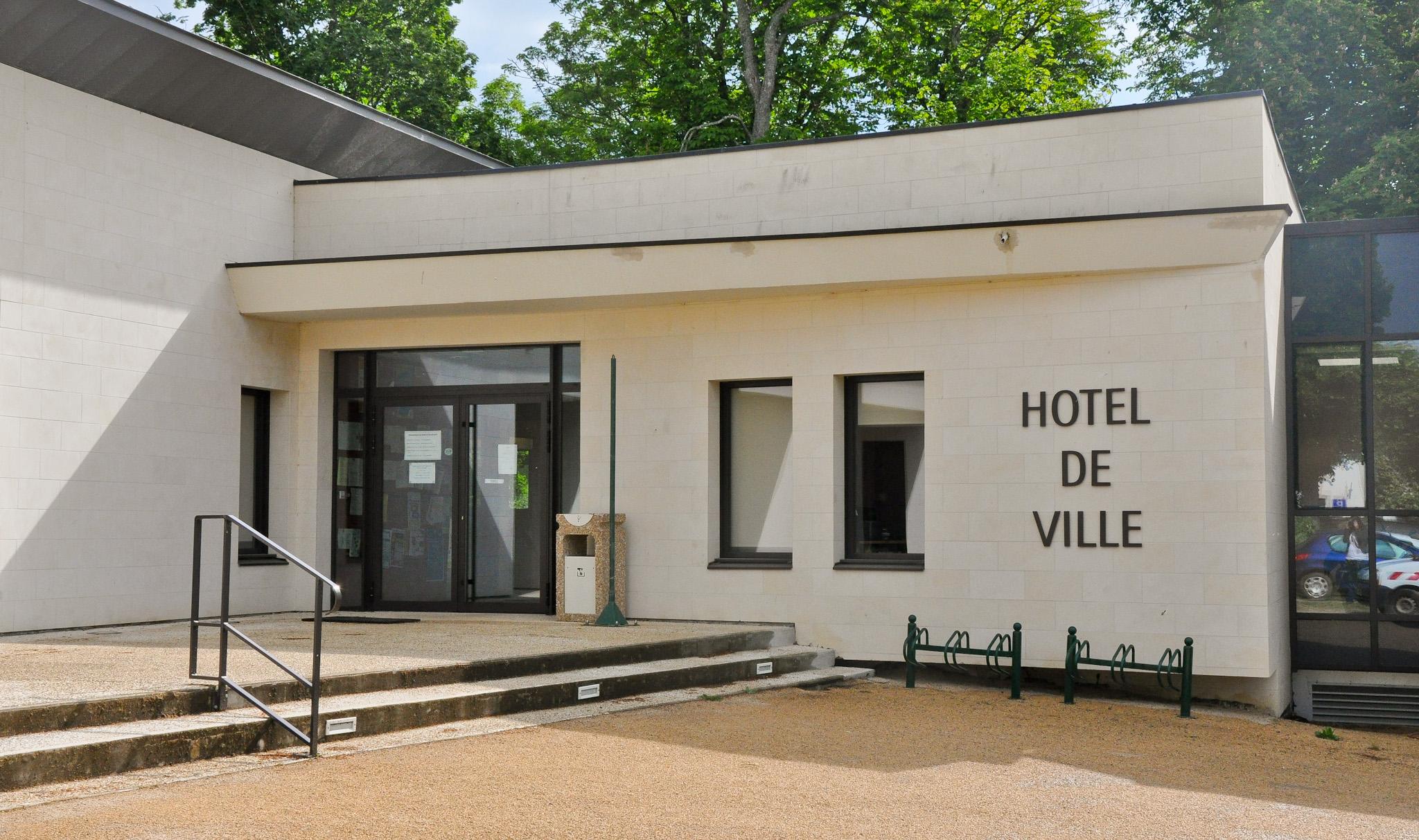 Hôtel de ville de Sainte-Hermine