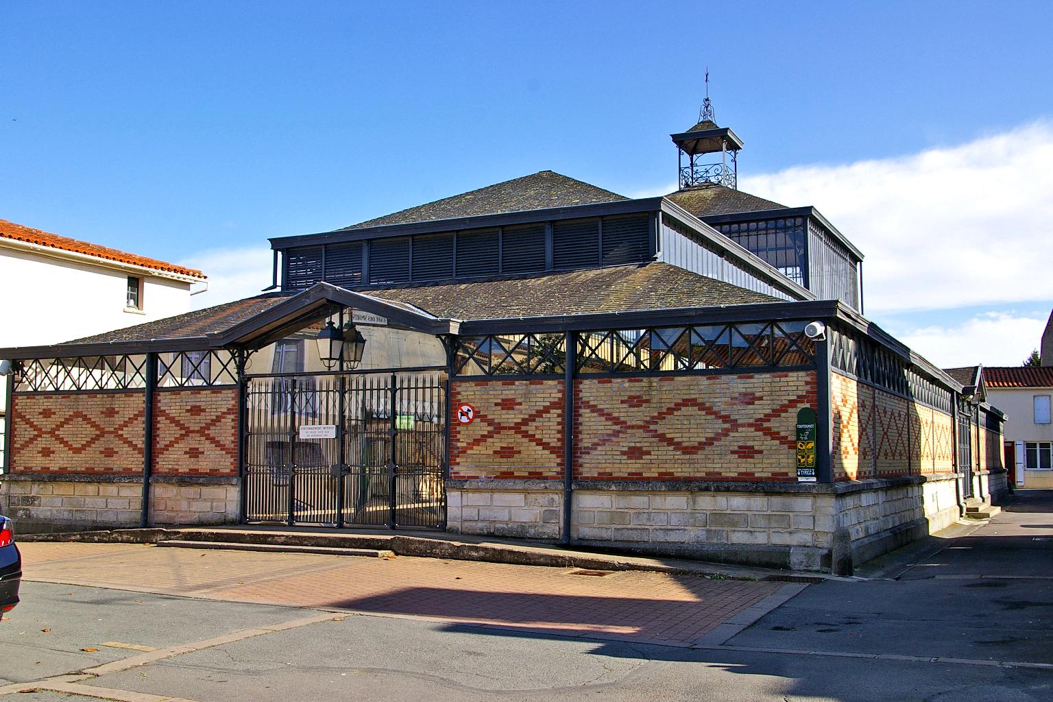 Les marchés animés de Sainte-Hermine