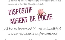 """opération """"Argent de poche"""""""