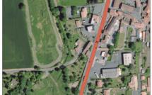 Information travaux route de Luçon