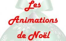 Animations de Noël - Bibliothèque Municipale