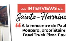 Pauline Poupard et ses pizzas à base de produits locaux