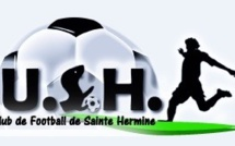 Tournoi de football - Sainte-Hermine
