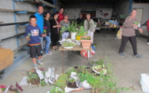 Journée échange de plants 2015.