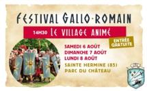 "Festival ""l'époque gallo-Romaine"""