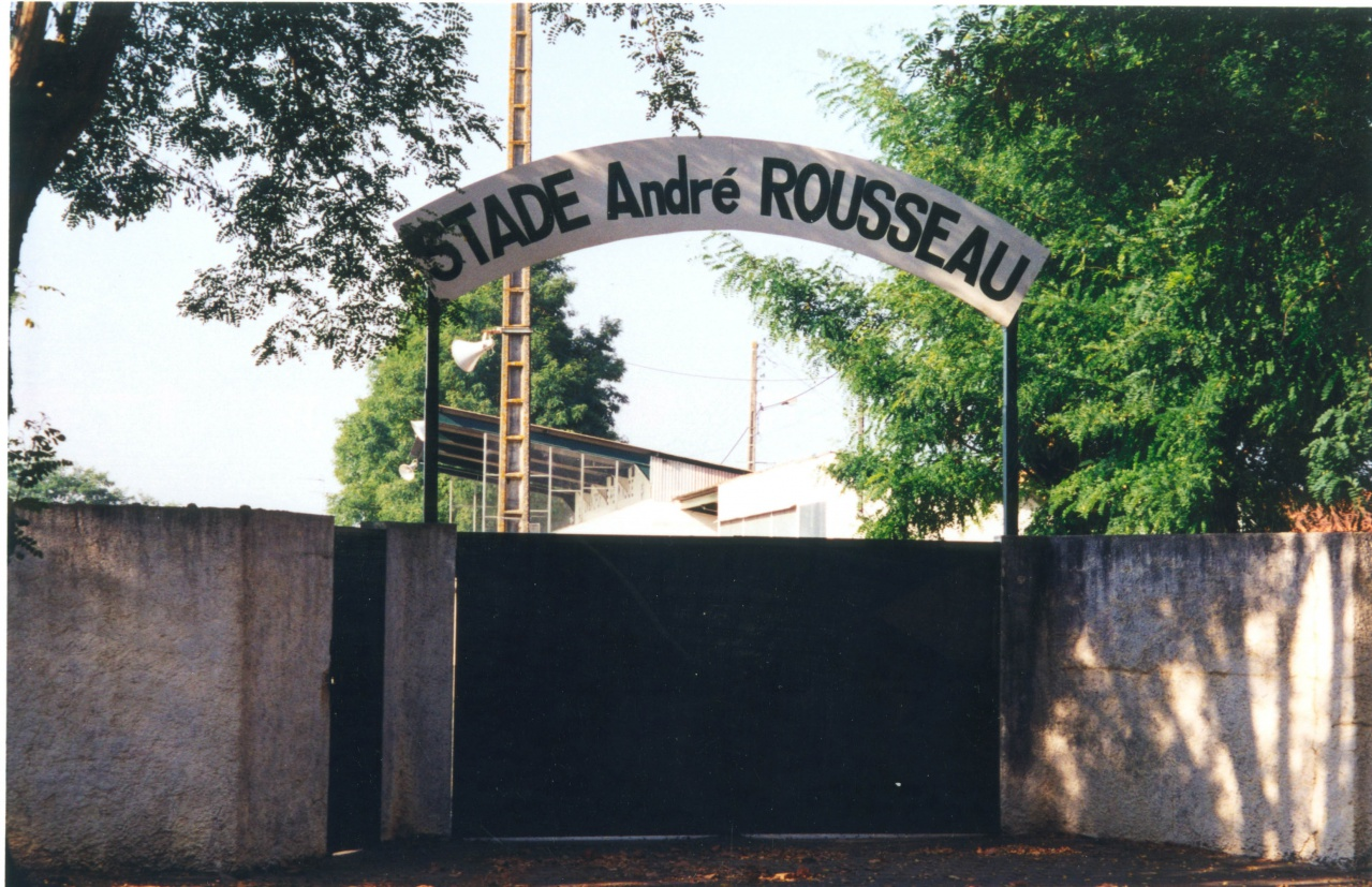 stade andre rousseau